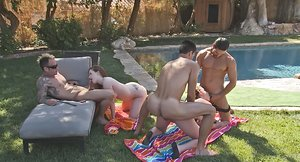 Pool Fuckparty