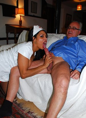 Nurse banging